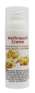 Weihrauch Creme für Gelenke Muskeln (50 ml)