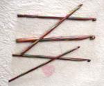 KnitPro - Symfonie Holz Häkelnadel 15cm (Stärke: 3,00mm/US 2)
