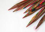KnitPro - Symfonie Holz Nadelspiel 20cm (Stärke: 2,50mm/US 1)