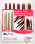 KnitPro - Symfonie Holz Nadelspiel-Set 15cm