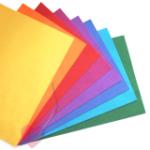 Wollfilz 100% Wolle 1mm in leuchtenden Farben 20x30cm Platten (Farbe: froschgrün)