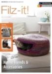Wash+Filz-it! - Heft - Filz-it Designheft No. 004 Home Trends & Accessoires