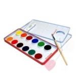 Stockmar Deckfarben - Wasserfarbkasten in Künstlerqualität