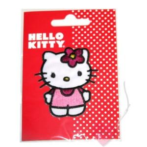 Hello Kitty © - Aufnäher zum bügeln