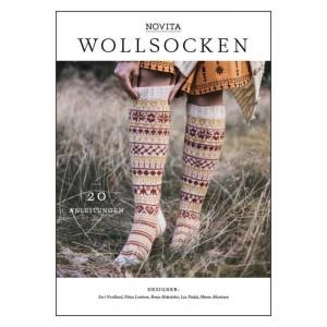 Novita Anleitungsbuch Wollsocken - 20 tolle Modelle