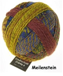 Schoppel Wolle Zauberball® Crazy 6-fach (Farbe: Pause in Blau)
