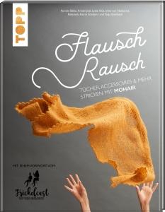 Buch - Flauschrausch von Frickelcast, Tanja Steinbach u.w.