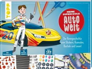 Meine supercoole Auto-Welt von Bianca Meier