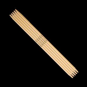 addi Bambus Nadelspiel 15cm - der Allrounder (Stärke: 2,00mm/US 0)