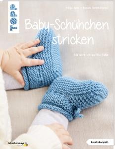 Baby-Schühchen stricken von Helga Spitz und Renate Demmelhuber