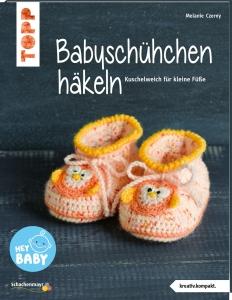 Baby-Schühchen häkeln von Melanie Czerny