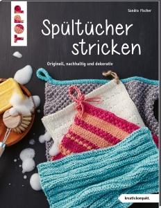Spültücher stricken von Sandra Fischer