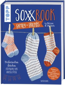 SOXX BOOK Family + Friends by Stine & Stitch von Kerstin Balke