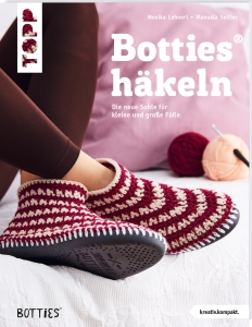 Buch - Botties® häkeln von M. Lehnert und M. Seitter