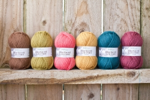 West Yorkshire Spinners Bluefaced Leicester DK - Autumn Collection (Farbe: olive (315))