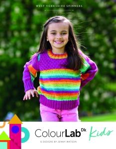 WYS ColourLab Kids Booklet von Jenny Watson