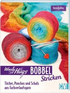 Buch - Woolly Hugs Bobbel stricken von Veronika Hug