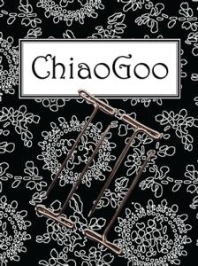 ChiaoGoo Seilschlüssel 4 Stück (Stärke: SMALL / LARGE (4 Stück))