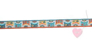 farbenmix luzia pimpinella Webband LULU SCHUUU 12mm