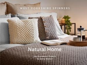 WYS Natural Home Pattern Book von Jenny Watson