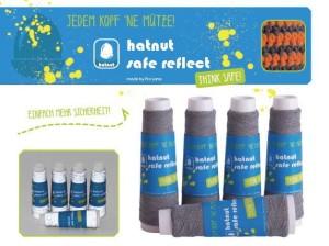 hatnut Safe reflect - floureszierendes Beilaufgarn