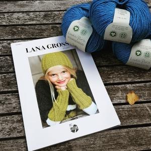 Lana Grossa Heft Kids Nr. 11 - kuschelige Mode für Kinder