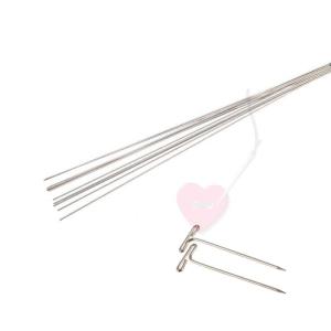 KnitPro - Set Lace Spanndrähte und T- Nadeln