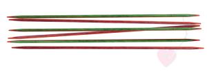 KnitPro - Symfonie Holz Nadelspiel 10cm (Stärke: 2,00mm/US 0)