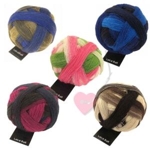 Schoppel Wolle Lace Ball - Lacegarn in vielen Färbungen (Farbe: Schatten)