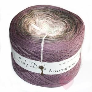 Lady Dee´s Traumgarn 4-fädig Traum der Unendlichkeit 250g