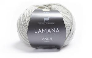 Lamana Como Tweed -  Tweedgarn aus reiner Merinowolle (Farbe: senf)