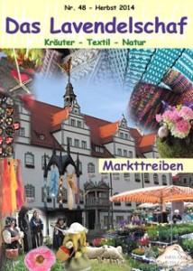 Das Lavendelschaf Herbst 2014 Heft 48 - Markttreiben