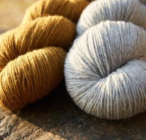 Rosy Green Wool Cheeky Merino Joy MELANGE - Bio Merinowolle GOTS (Farbe: Salbei Melange)