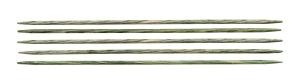 Lana Grossa / KnitPro - SIGNAL Holz Nadelspiel 15cm (Stärke: 2,00mm/US 0 (grün))