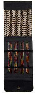 Knit Pro / Lana Grossa Nadelset Symfonie Nadelspiel 15cm (Farbe: Schwarz)
