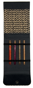 Knit Pro / Lana Grossa Set Nadelspitzen Vario SIGNAL (Farbe: Schwarz)