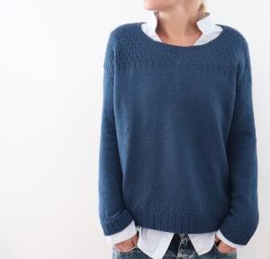 Rosy Green Wool Anleitung - Pullover Neona von Isabell Kraemer