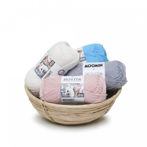 Moomin X Novita - Muumit DK (Farbe: moomintroll (007))