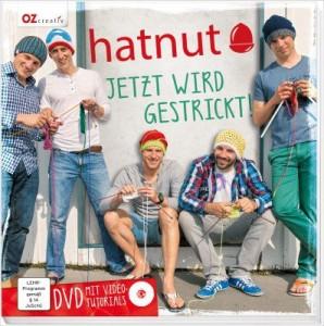 Buch - hatnut - Jetzt wird gestrickt!