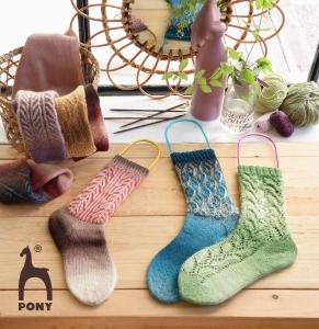 Pony Sockenspanner Woolly Hugs (Größe: Gr. 36-37)