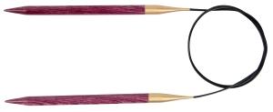 Knit Pro Rundstricknadel aus Designholz SIGNAL 60cm (Stärke: 3,5 mm)