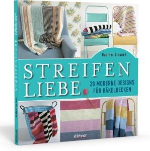 Streifenliebe 20 moderne Designs für Häkeldecken von Haafner Linssen