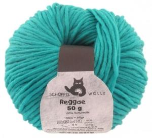 Schoppel Wolle Reggae uni - Merinogarn in Reggae-Walktechnologie (Farbe: dunkle Schokolade)