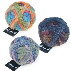 Schoppel Wolle  Edition 6.0 aus 100% Merino Schurwolle (Farbe: Taupunkt)