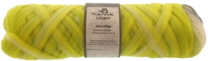 Schoppel Wolle Fingerwolle ombré (Farbe: frische Limonen)