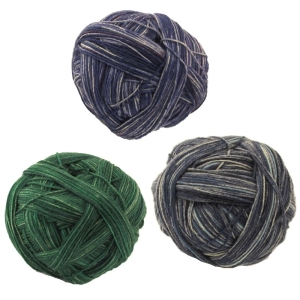 Schoppel Wolle Jeans Ball - 4-fach Sockengarn (Farbe: In the Mood)