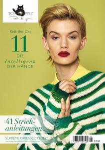 Schoppel Wolle Knit the Cat Nr. 11 -  Die Intelligenz der Hände