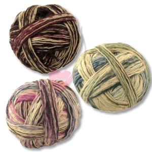 Schoppel Wolle Wunderklecks - kunstvoll bemaltes Sockengarn (Farbe: Rosenholz)