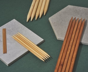Seeknit Koshitsu Bambus Nadelspiel 15cm (Stärke: 3,00mm)