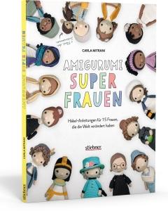 Amigurumi Superfrauen von Carla Mitrani